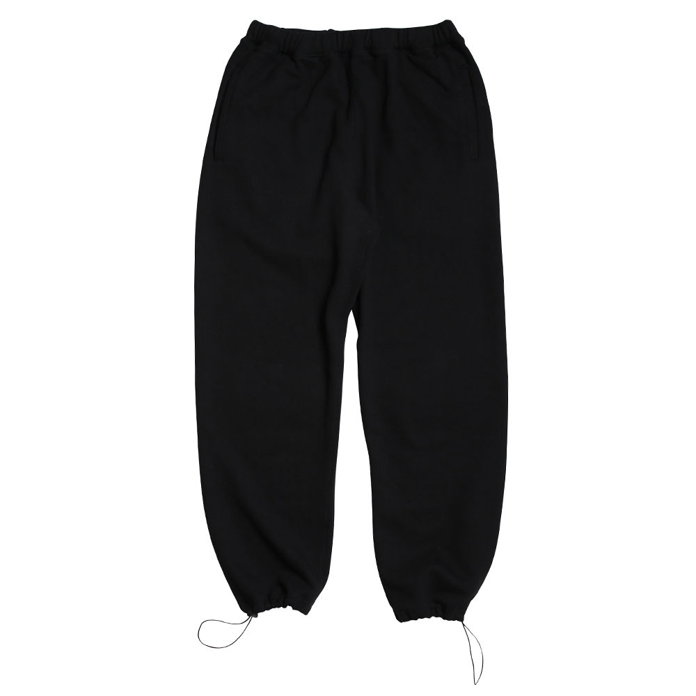 [Steady Every Wear]  Daily Sweat Pants Black