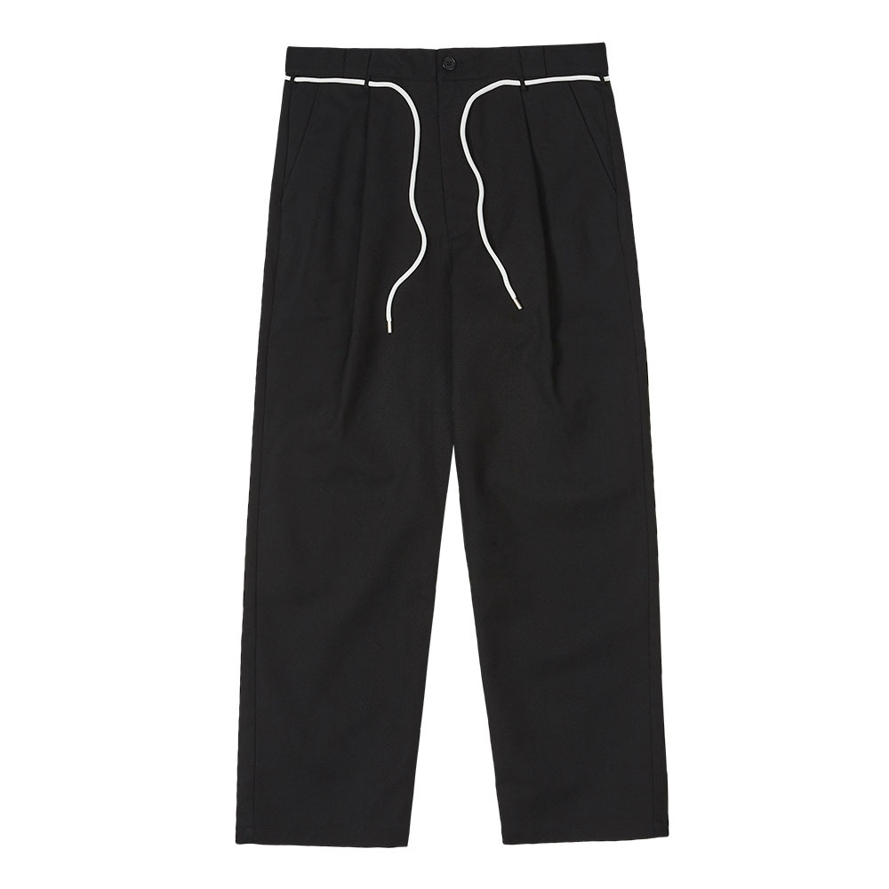 [Youngwall Junction]  Tying Pants Black