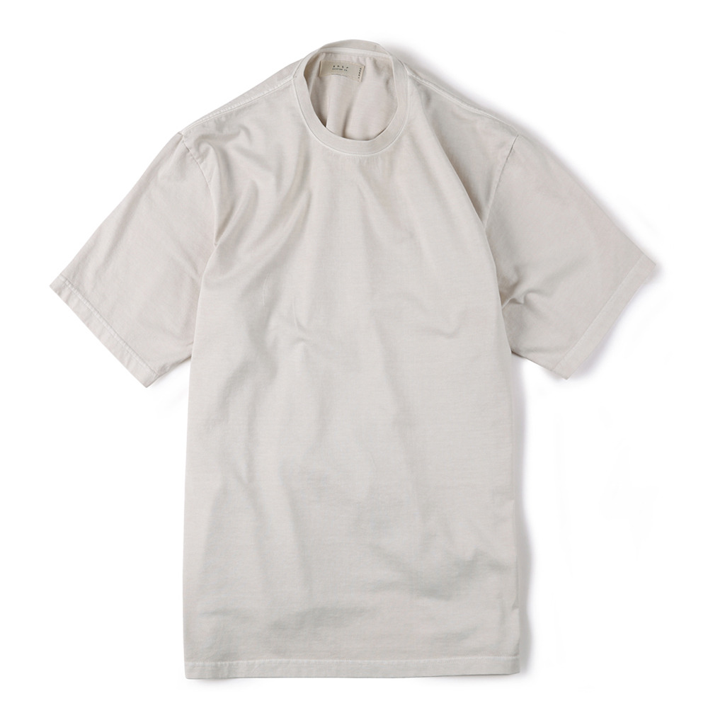 [Shirter]  Garments Dyed T-Shirts Ivory   30% Season Off