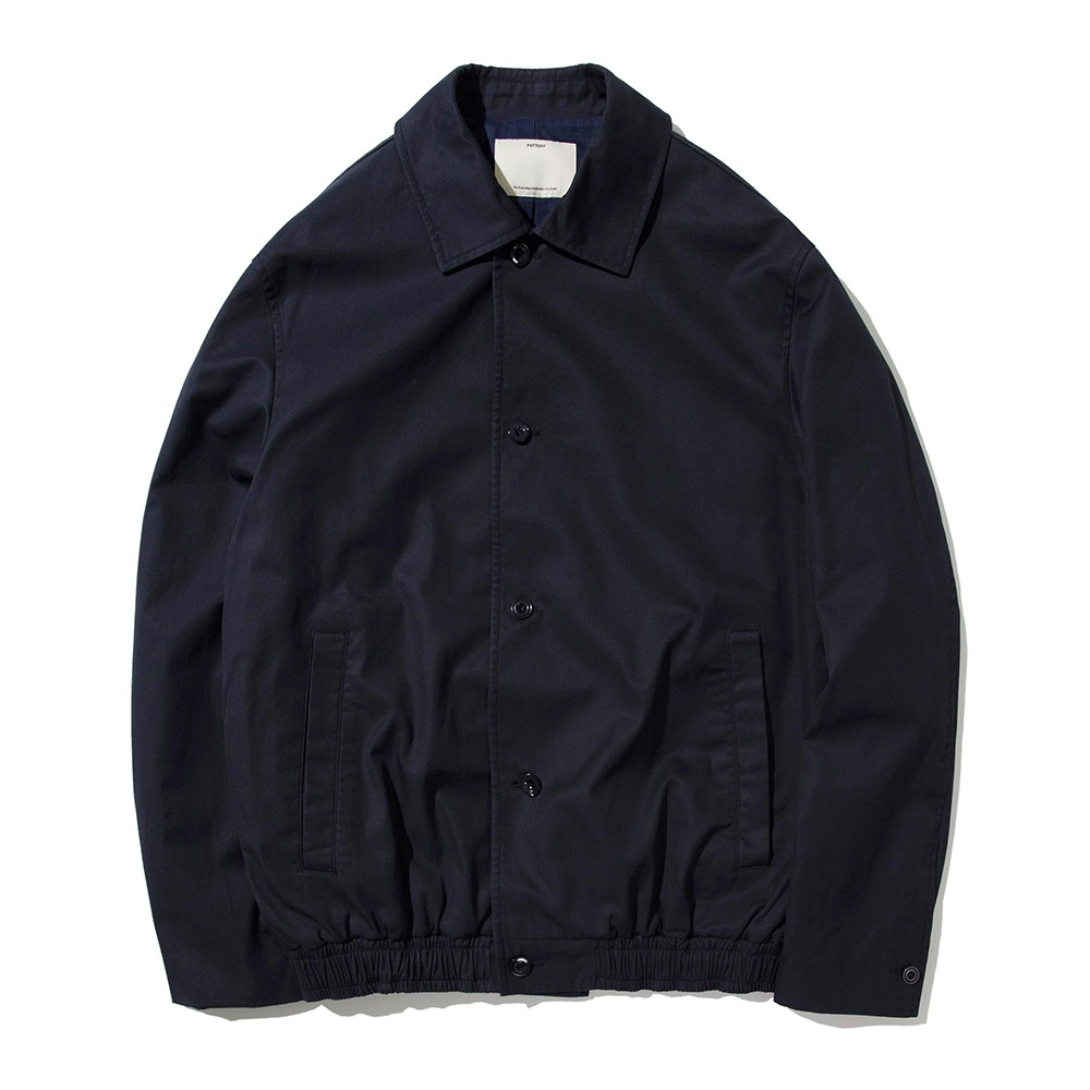 [Pottery]  Cotton Blouson Navy