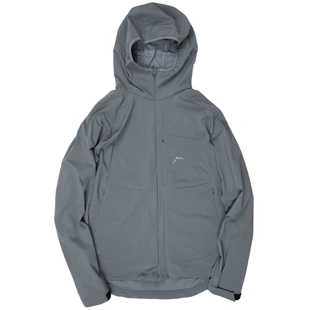 [Cayl]  AquaX Softshell Jacket Grey