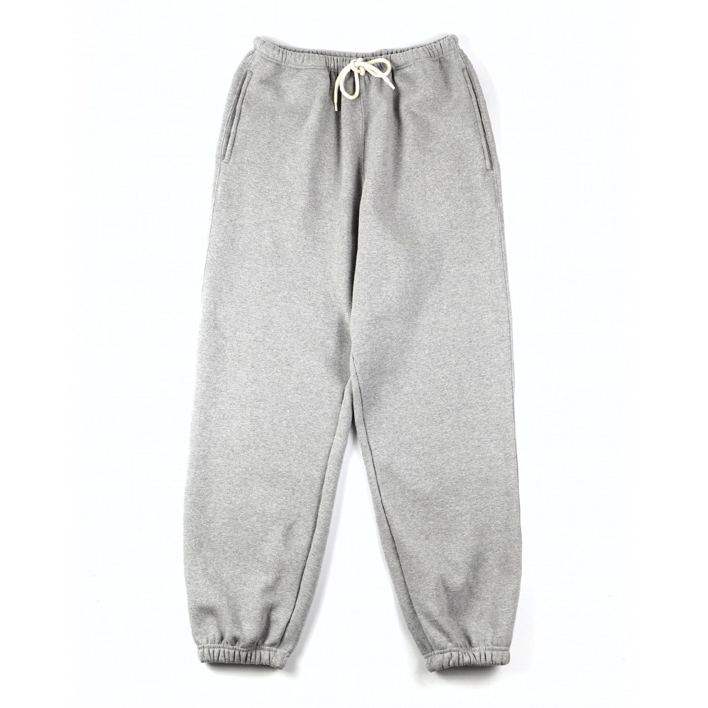 [Slick And Easy]  Mokulsha Pants Melange Grey