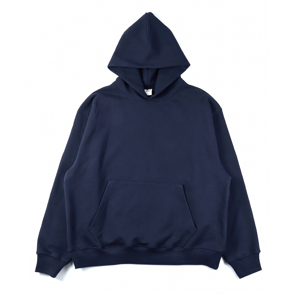 [Slick And Easy]  Mokulsha Hoodie Navy