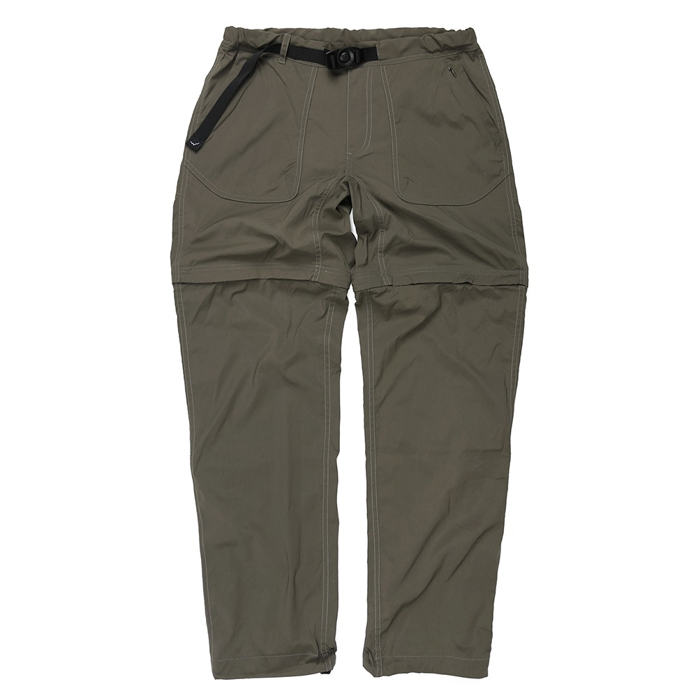 [Cayl]  2way Hiking Pants Khaki