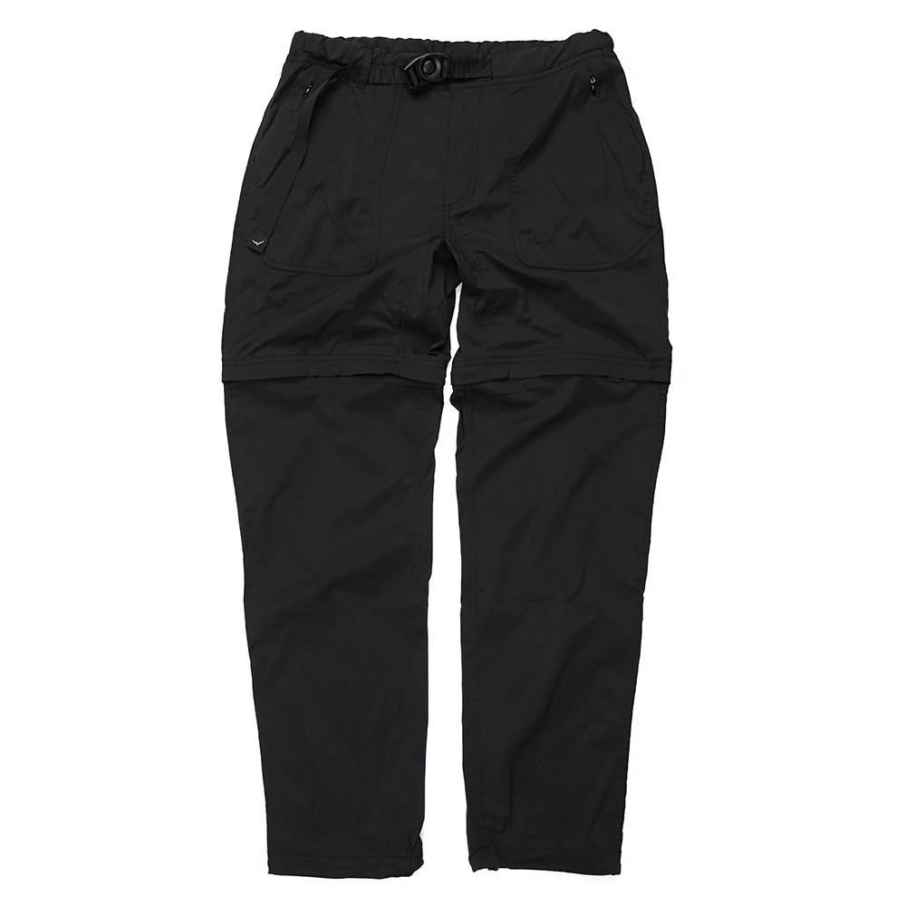 [Cayl]  2way Hiking Pants Black