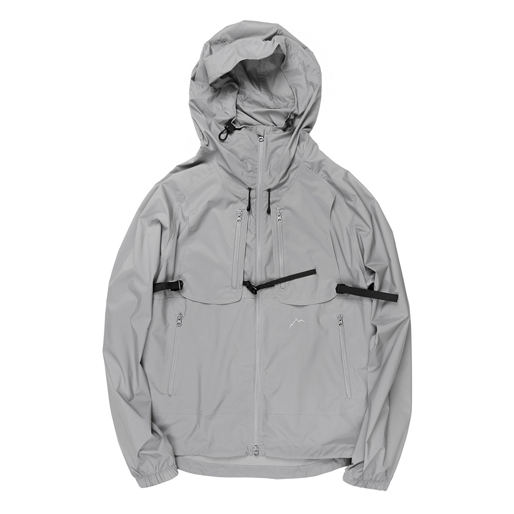 [Cayl]  Buckle Wind Jacket Grey