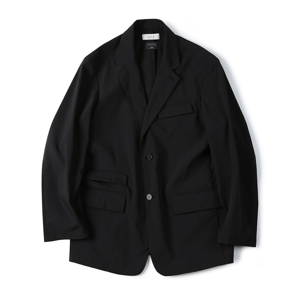 [Shirter]  Solotex Business Jacket Black