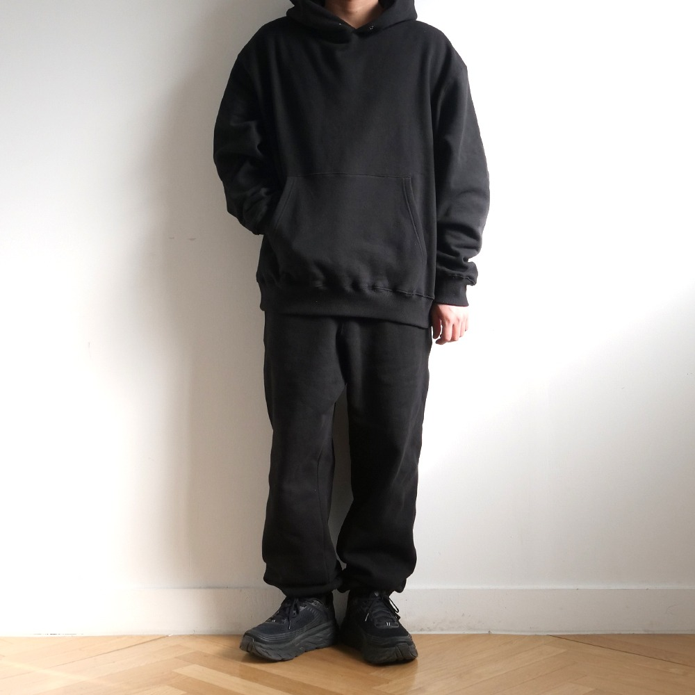 [Slick And Easy]  Mokulsha Hoodie Black