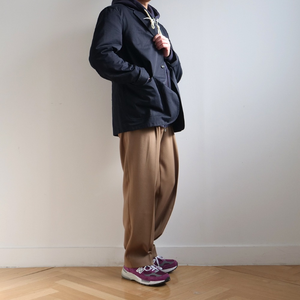 [Slick And Easy]  Snow Lyon Pants Camel