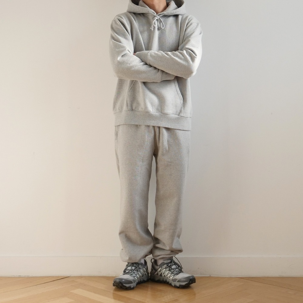 [Steady Every Wear]  Daily Sweat Pants Melange