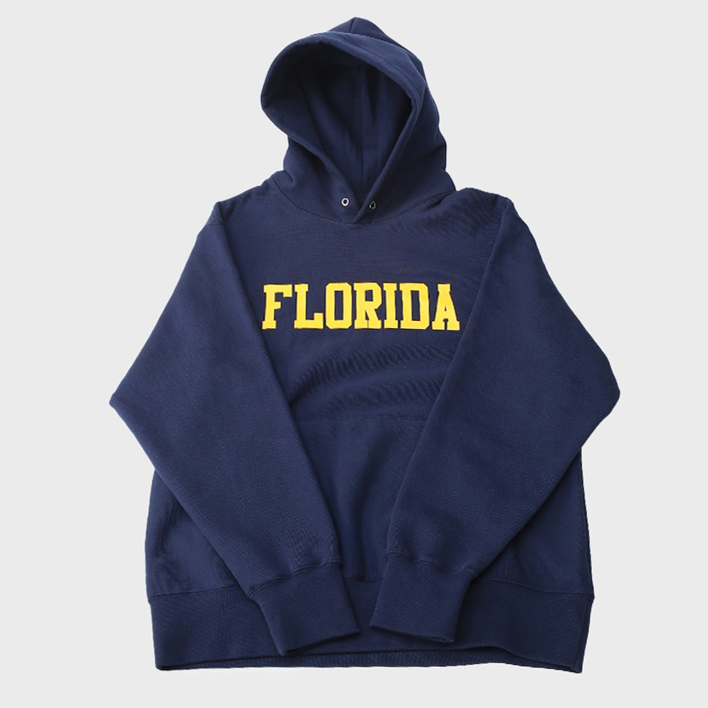 [Long Vacation]  Longvaca In Florida Hoodie Navy